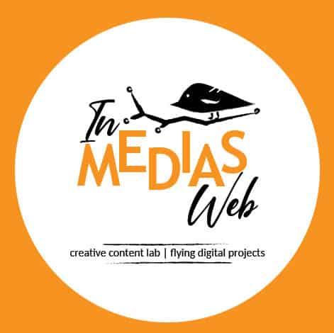 Paola Palombi In medias web flyng digital project